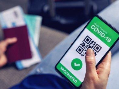 Граждане, не имеющие ID-карты или биометрического загранпаспорта, смогут сгенерировать COVID-сертификат в «Дія»