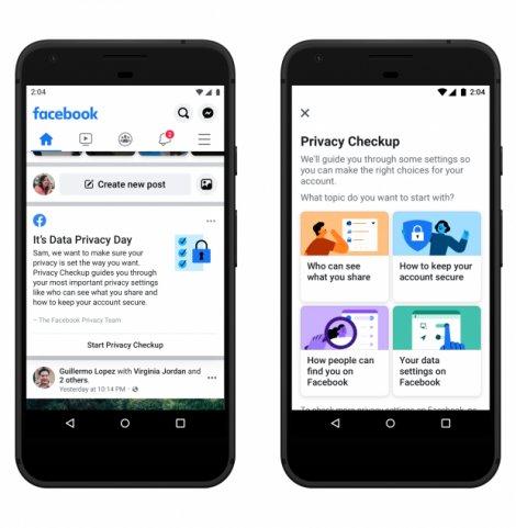 У Facebook можна очистити історію активності поза мережею: як це зробити