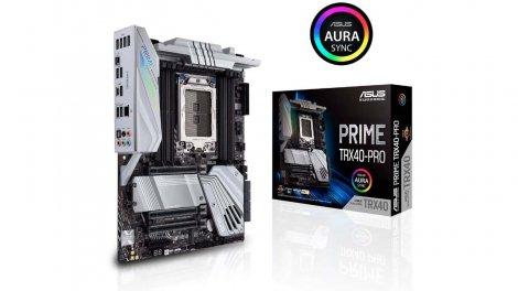 Asus представила в Україні материнські плати TRX40 для AMD Ryzen Threadripper 3-го покоління