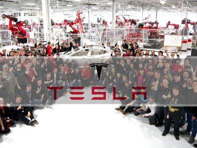 Илон Маск хочет, чтобы сотрудники Tesla работали больше и усерднее