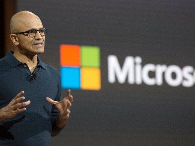 Рыночная капитализация Microsoft превысила $1 трлн