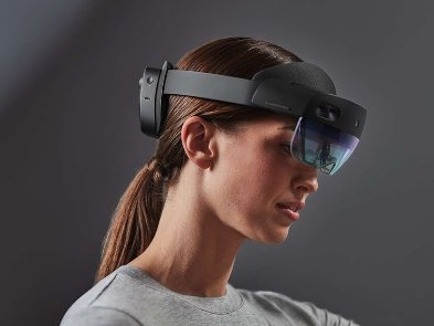 Microsoft представила гарнитуру HoloLens 2