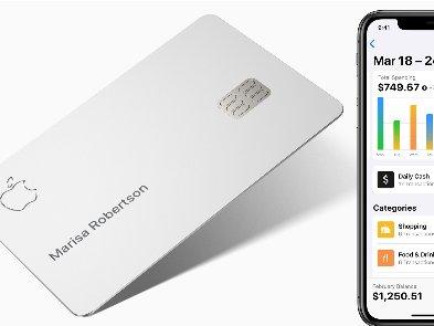 Apple Card дуже примхлива. Її не можна носити в звичайному гаманці